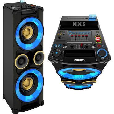 Mini System Philips Nitro