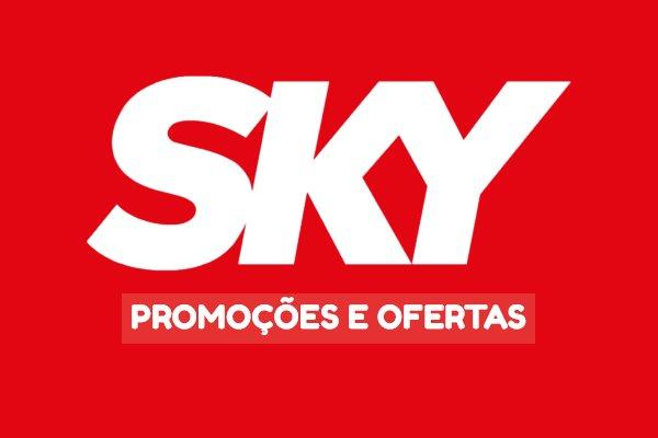 Promoções e descontos Sky