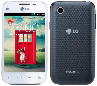 Smartphone LG L40