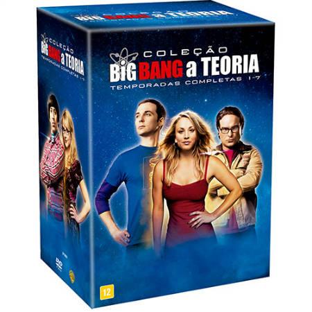 Box Big Bang Theory