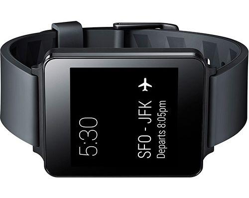 Relógio LG GWatch