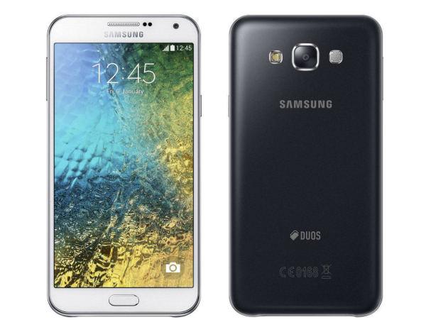 Smartphone samsung galaxy E7