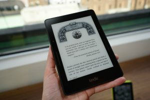 amazon voyage kindle