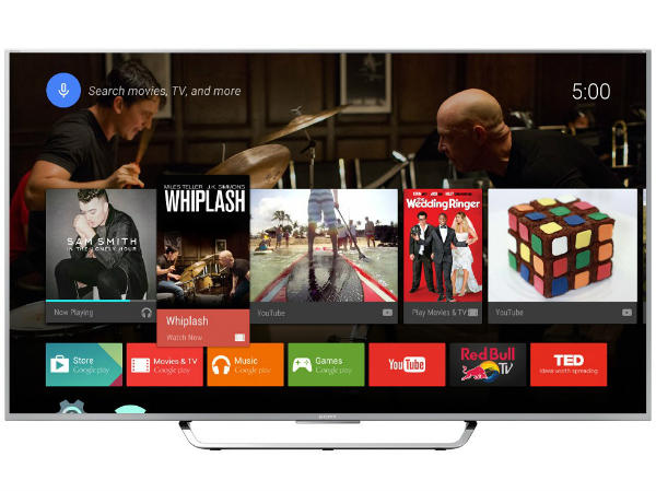 Smart TV Android Sony