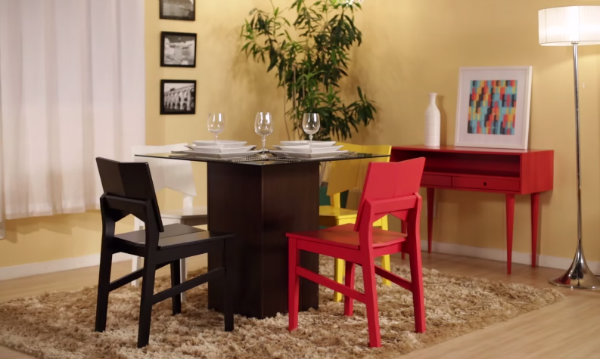 Americanas móveis e decoração