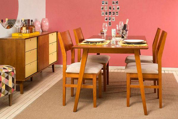 mesas de jantar descontos