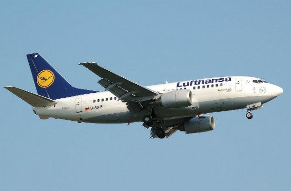 Passagens aéreas Europa Lufthansa