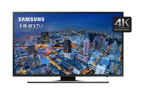 Ofertas Smart TV 4k Samsung