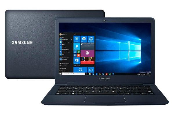 Notebooks Samsung em oferta