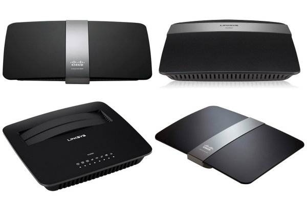 roteador wireless Linksys