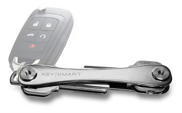 keysmart organizador titânio
