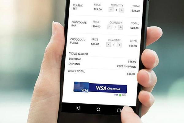 Promoção Visa Checkout