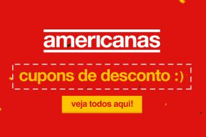 americanas descontos