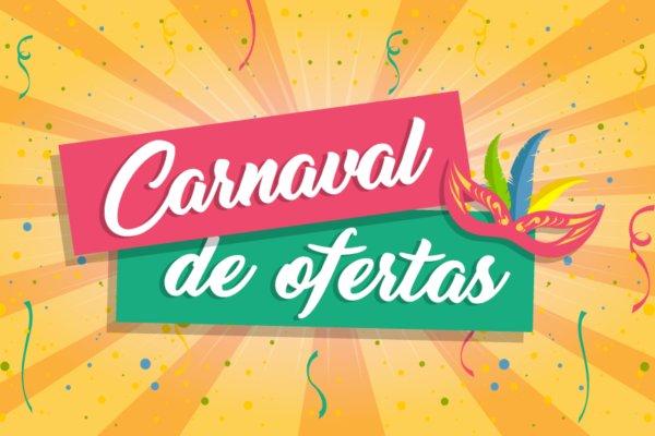Carrefour super ofertas de carnaval