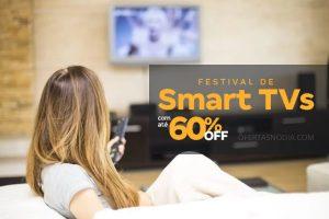 super ofertas smart tvs