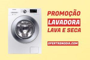lavadora lava e seca