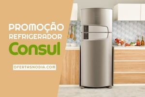 refrigerador frost free consul